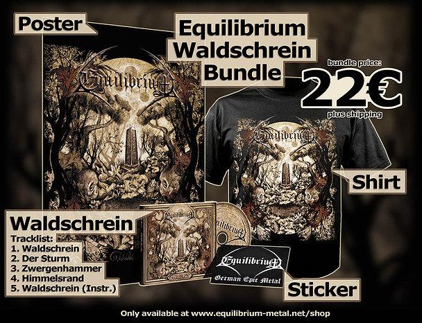 Equilibrium Waldschrein Bundle