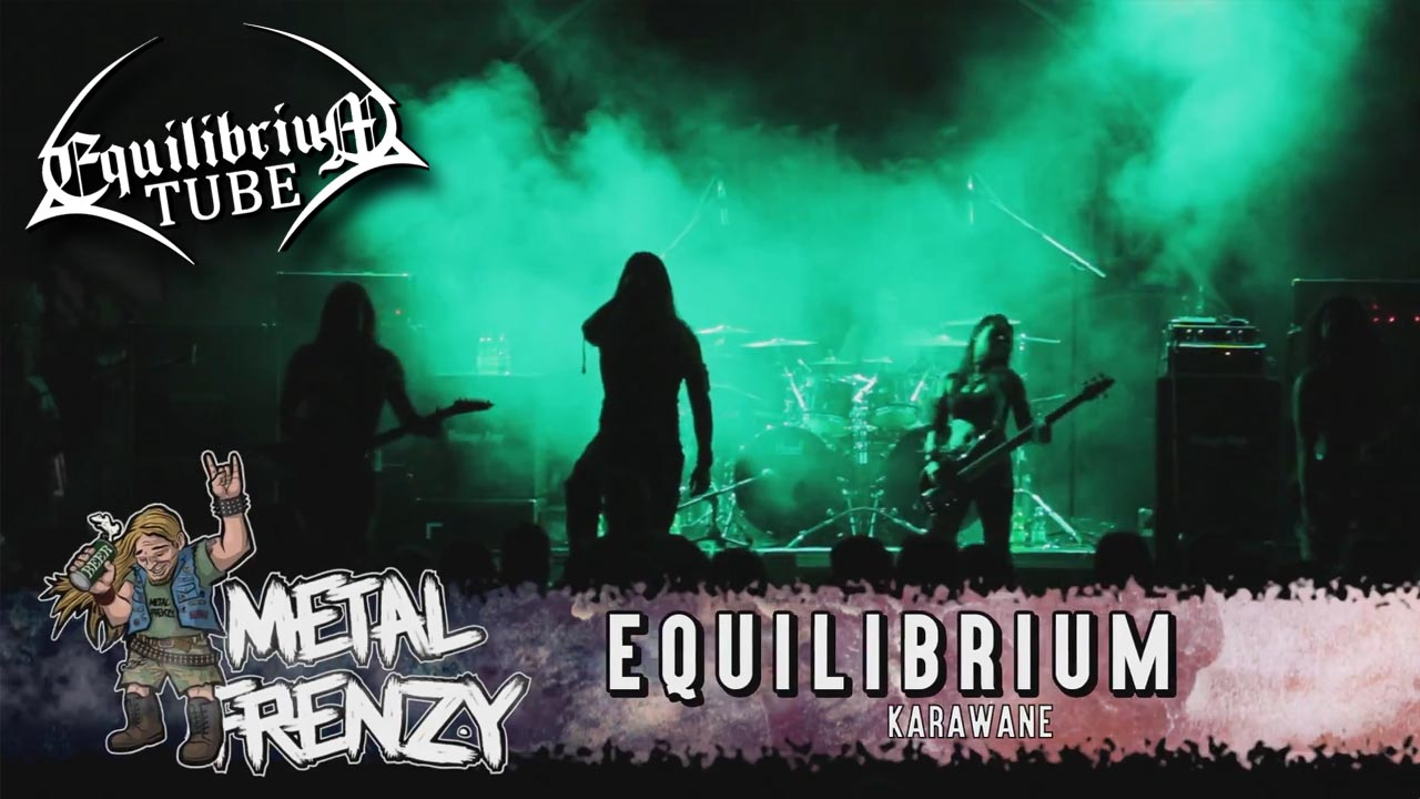 Equilibrium - Live - Metal Frenzy 2015